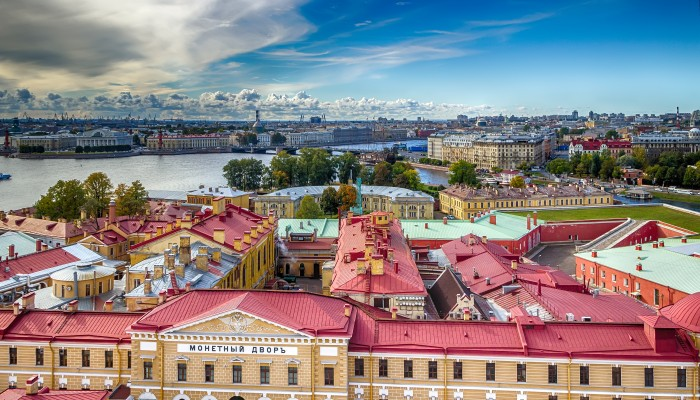Saint Petersburg Highlights