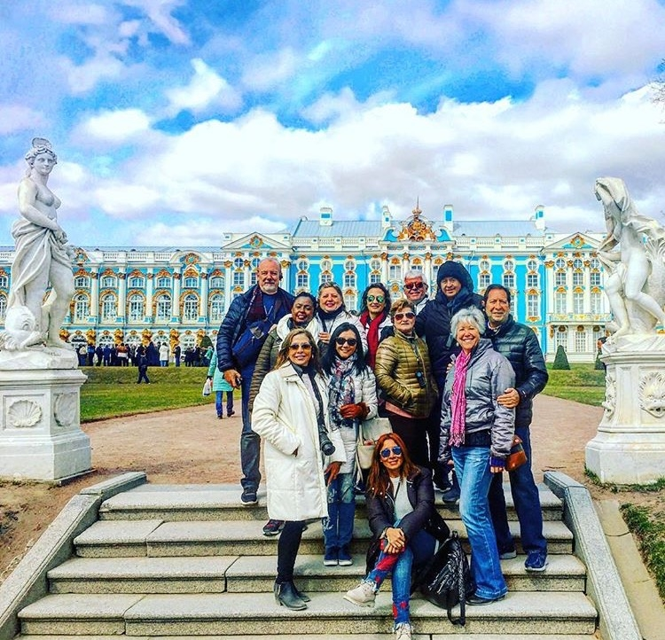 Private tours in Saint Petersburg