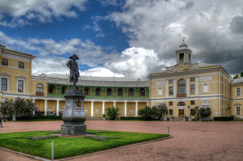 The Pavlovsk Palace